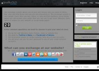 Get Facebook likes, google plus, twitter follow and more - trafficOLO.com