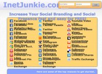 Free Social Promotion - Get Facebook Likes, Twitter Follower, Youtube Likes